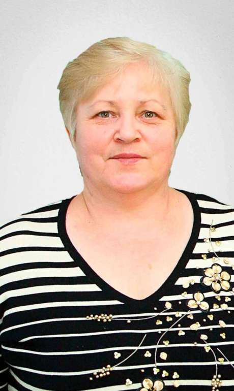 Ерышова Вера Александровна