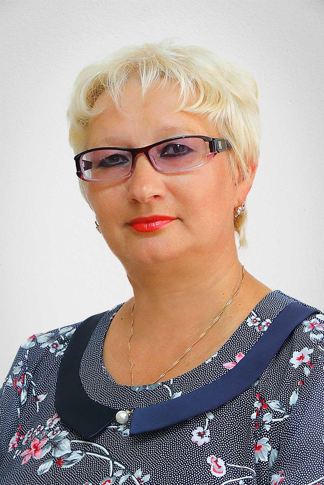 Лепинина Ирина Васильевна