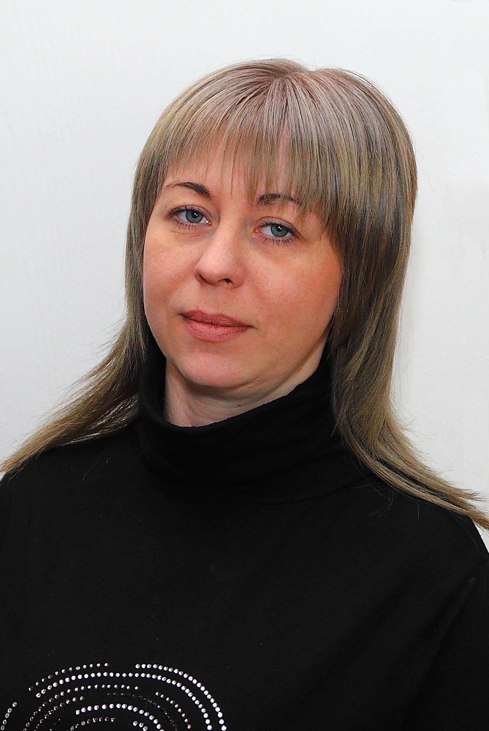 Матюха Анна Константиновна