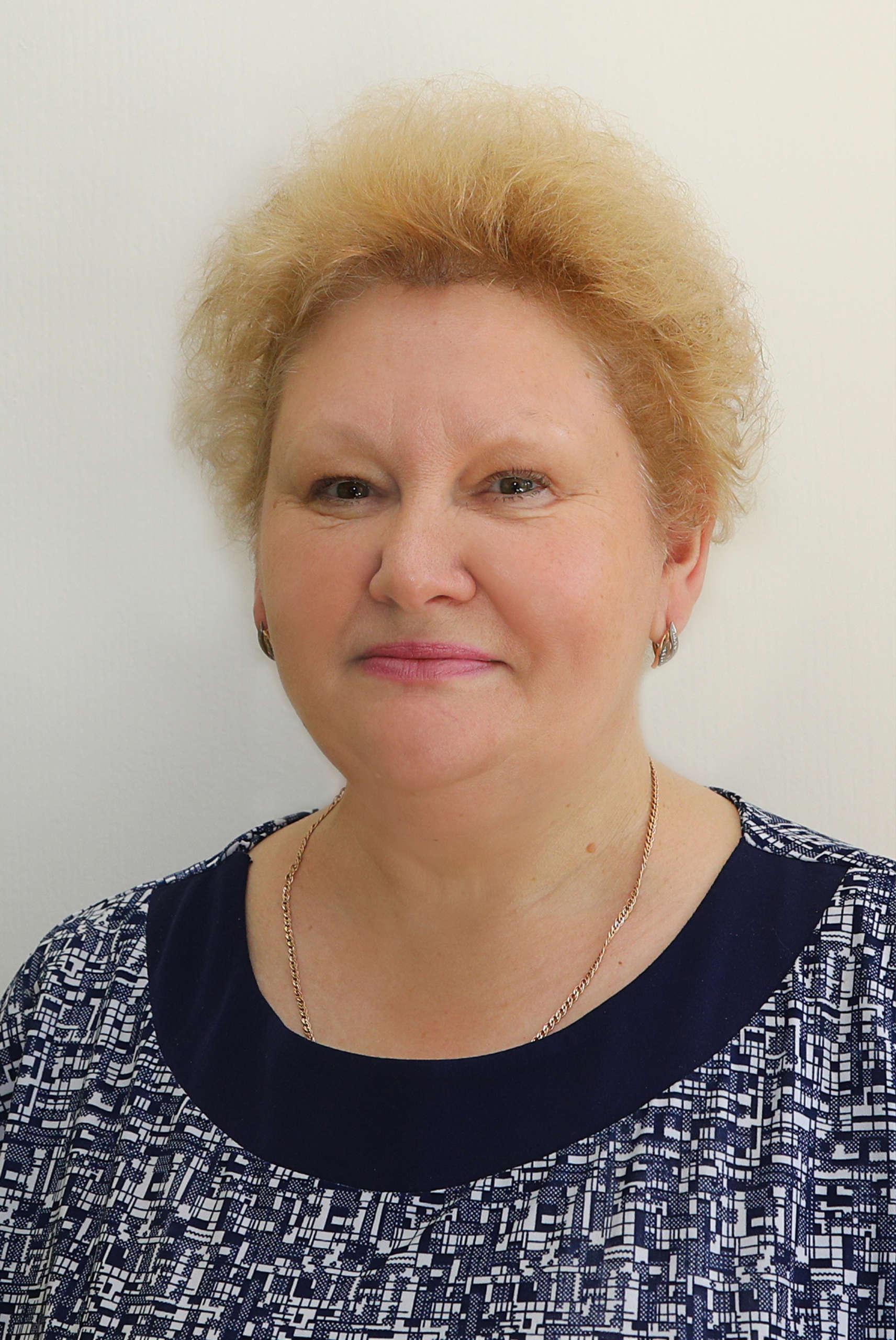 Стрекаловская Ирина Владимировна