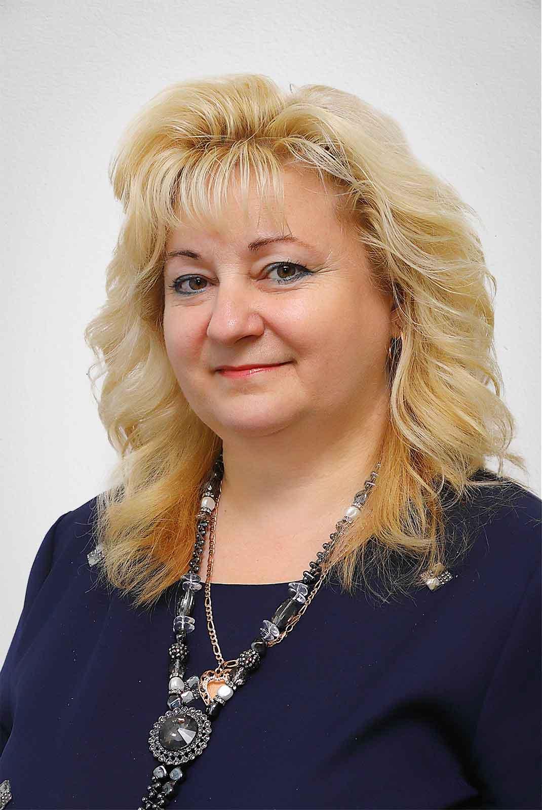 Якимчук Наталия Ивановна