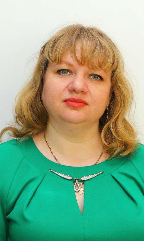 Малютина Оксана Владимировна